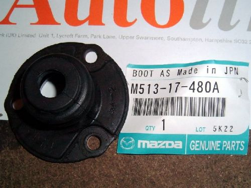 Gearshift boot, lower gear shift rubber seal, Mazda MX-5 1993-2005, M51317480A